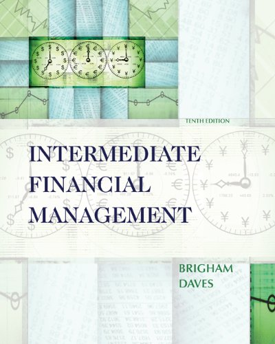 Intermediate Financial Management (with Thomson ONE - Business School Edition 6-Month Printed Access Card) - Eugene F. Brigham, Phillip R. Daves