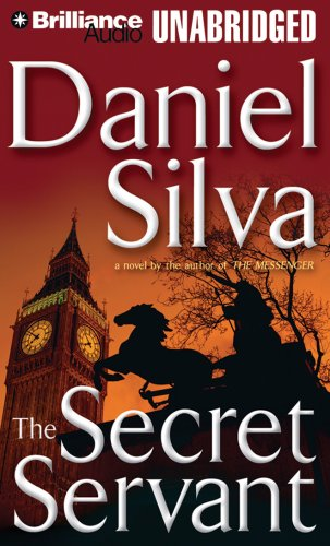 The Secret Servant (Gabriel Allon Series) - Daniel Silva