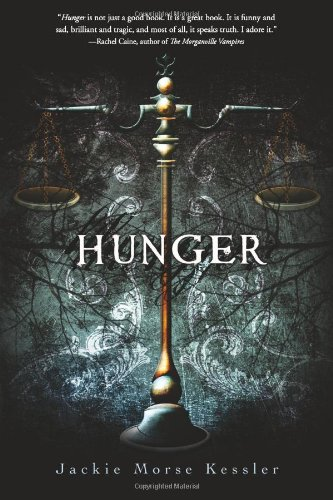 Hunger (Riders of the Apocalypse) - Jackie Morse Kessler