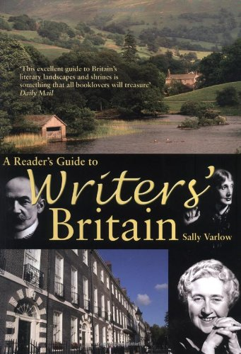 A Reader's Guide to Writers' Britain - Sally Varlow