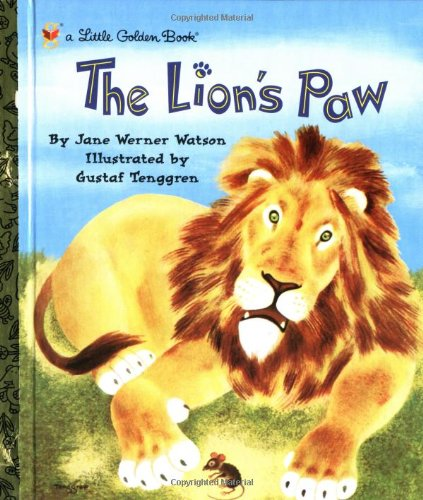 The Lion's Paw - Jane Werner Watson