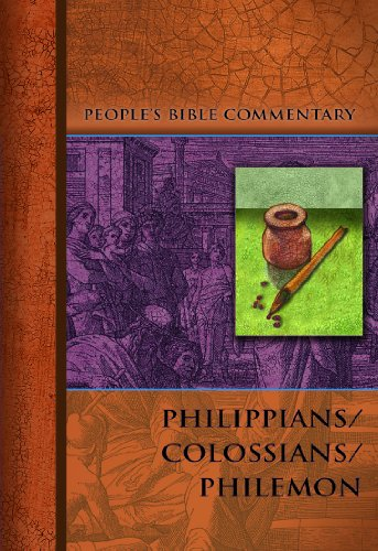 Philippians/Colossians/Philemon - People's Bible Commentary - Harlyn J. Kuschel