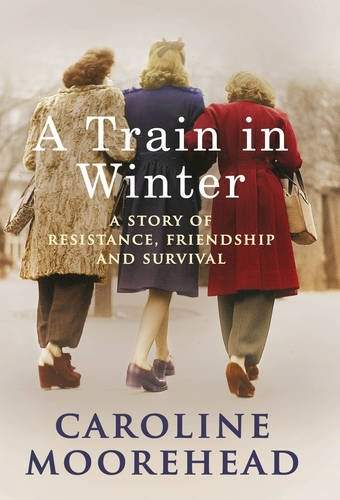 Train in Winter - Caroline Moorehead