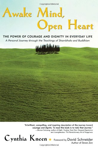 Awake Mind, Open Heart: The Power of Courage and Dignity in Everyday Life - Cynthia Kneen