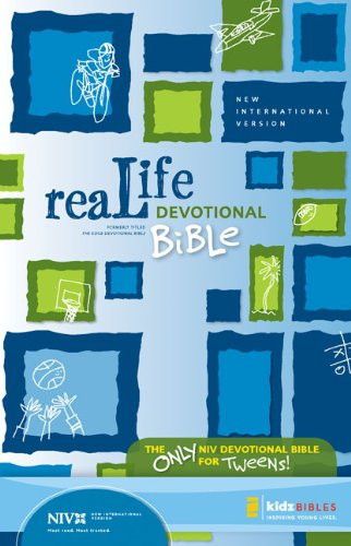 ReaLife Devotional Bible - Mark Littleton; Marnie Wooding; Sandy Silverthorne