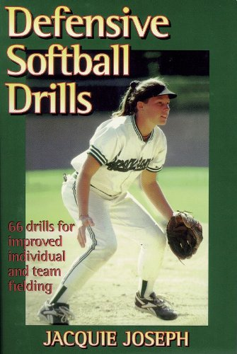 Defensive Softball Drills (Visual QuickStart Guides) - Jacquie Joseph