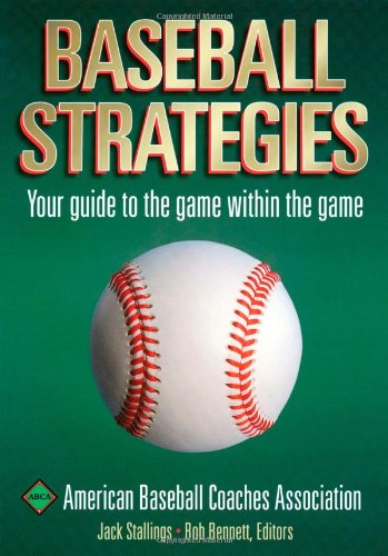 Baseball Strategies - American Baseball Coaches Association