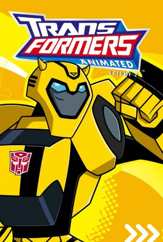Transformers Animated Volume 2 (Transformers Animated (IDW)) (v. 2) - Ted Adams