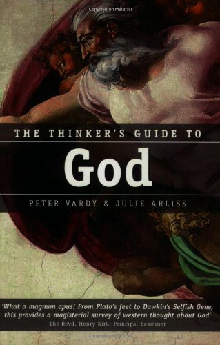 The Thinker's Guide to God - Peter Vardy