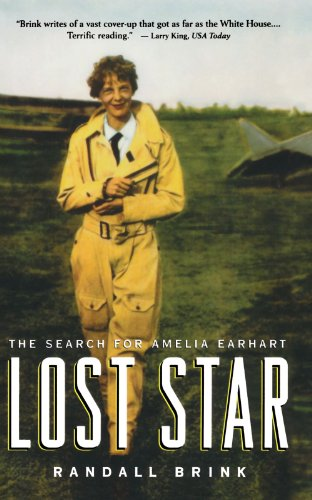Lost Star: The Search for Amelia Earhart - Randall Brink