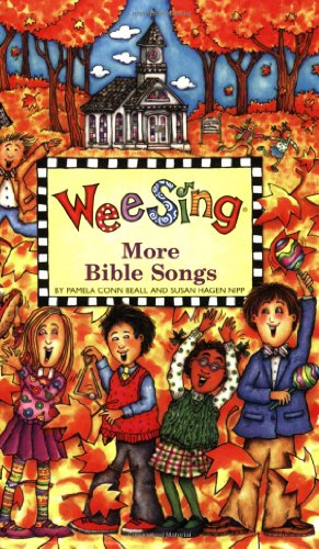 Wee Sing More Bible Songs - Pamela Conn Beall, Susan Hagen Nipp
