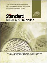 Standard Bible Dictionary - Manufactured by Standard Publishing