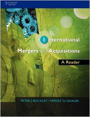 International Mergers and Acquisitions: A Reader - Peter J. Buckley, Pervez N. Ghauri