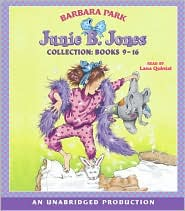 Junie B. Jones Collection: Books 9-16 (Junie B. Jones Series) - Barbara Park, Read by Lana Quintal
