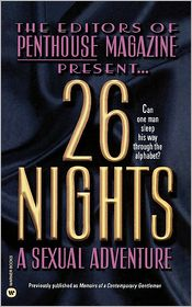 26 Nights: A Sexual Adventure - Penthouse International Staff