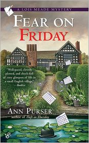 Fear on Friday (Lois Meade Series #5) - Ann Purser