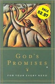 God's Promises for Your Every Need - Manufactured by J Countryman