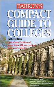 Compact Guide to Colleges - Barron's Educational Series (Editor)