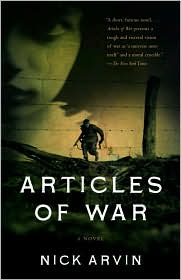 Articles of War - Nick Arvin