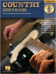 Country Guitar Play-Along - Hal Leonard Corp.