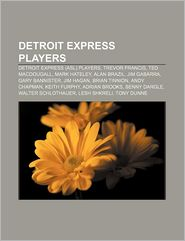 Detroit Express Players