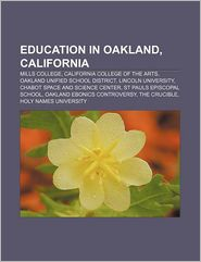 Education In Oakland, California