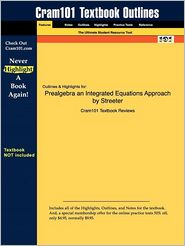 Outlines & Highlights For Prealgebra An Integrated Equations Approach By Streeter Isbn