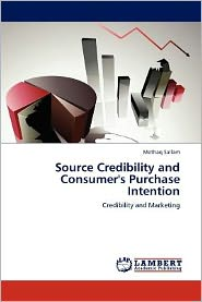 Source Credibility and Consumer's Purchase Intention