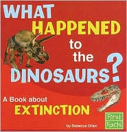 What Happened to the Dinosaurs?: A Book about Extinction - Rebecca Olien, Peter Dodson