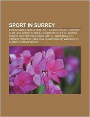 Sport In Surrey - Books Llc