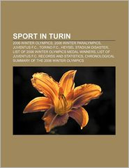 Sport In Turin - Books Llc