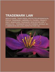 Trademark Law - Books Llc