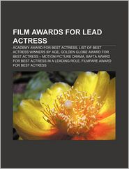 Film Awards For Lead Actress - Books Llc