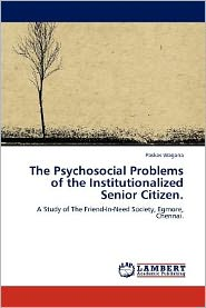 The Psychosocial Problems of the Institutionalized Senior Citizen. - Paskas Wagana