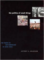 Politics of Small Things: The Power of the Powerless in Dark Times - Jeffrey C. Goldfarb