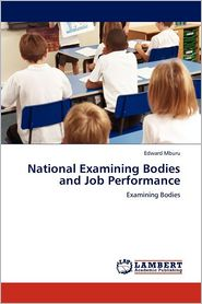 National Examining Bodies And Job Performance