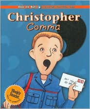 Christopher Comma (Meet the Puncs Series) - Barbara Cooper, Maggie Raynor (Illustrator)
