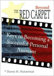 Beyond The Red Carpet - Dionne  M. Muhammad