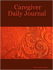 Caregiver Daily Journal