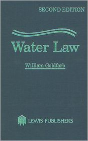Water Law - William Goldfarb