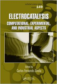 Electrocatalysis: Computational, Experimental, and Industrial Aspects - Carlos Fernando Zinola (Editor)