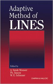 Adaptive Methods of Lines