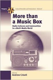More Than A Music Box - A Crisell (Editor)
