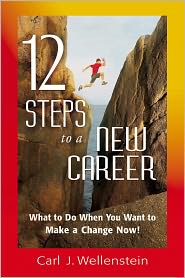 12 Steps to a New Career: What to Do When You Want to Make a Change Now! - Carl J. Wellenstein