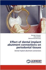 Effect of dental implant abutment connections on periodontal tissues - Baleegh Alkadasi, Laila Gadalla, Mohammed Elkenawy