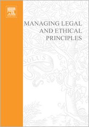 Managing Legal and Ethical Principles - Elearn