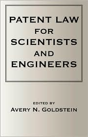Patent Law Scientists Eng - Avery N. Goldstein (Editor), Goldstein N. Goldstein