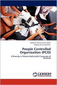 People Controlled Organization (PCO) - Caphleen Fortunatus Lutende, Gregory Zunda Gondwe