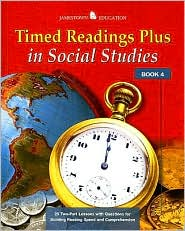 Timed Readings Plus in Social Studies - McGraw-Hill - Jamestown Education
