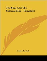 Soul and the Sidereal Man - Pamphlet - Coulson Turnbull